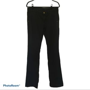 🖤 7 for all Mankind Black Bootcut Pants